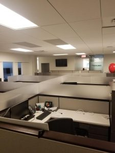 Cubicle Extenders for additonal protection